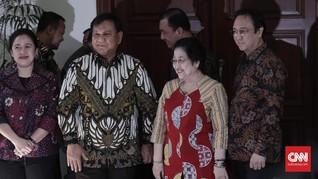 Makna Motif Batik Parang Prabowo Saat Bertemu Megawati