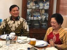 Megawati Buka-bukaan Soal Selamatkan Prabowo dari Stateless