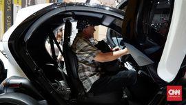 Batasi Kendaraan di DKI Diakui Dongkrak Aksi Beli Mobil Baru