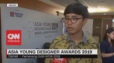 VIDEO: Asia Young Designer Awards 2019 Kembali Digelar