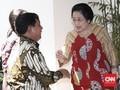 Megawati Beri Restu Prabowo Bicara Langsung dengan Jokowi