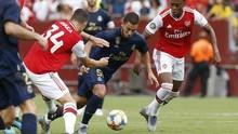 Hasil ICC 2019: Madrid Menang Adu Penalti atas Arsenal