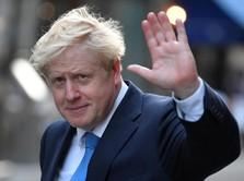 Tok! Deal Brexit Direstui, Inggris Resmi Cerai dari Uni Eropa