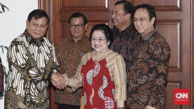PDIP Jelaskan Alasan BG Ikut dalam Pertemuan Mega-Prabowo