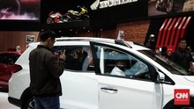 Mobil-mobil Kasus First Travel yang Dirampas untuk Negara