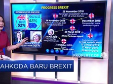 Boris Johnson, Nakhoda Baru Brexit