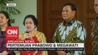 VIDEO: Pernyataan Prabowo dan Megawati Soal Pertemuan