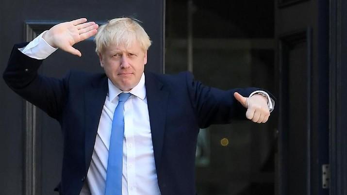 PM Inggris: Biarkan Trump yang Kendalikan Nuklir Iran