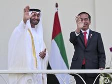 Demi Rp 280 T, Jokowi Terbang ke Abu Dhabi Pekan Depan