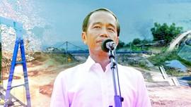 Proyek Infrastruktur dan Arah Ekonomi Jokowi Periode II