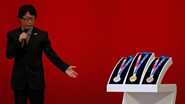 Juara! Medali Olimpiade 2020 Dibuat dari 80 Ribu Ton Sampah