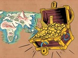 Daftar Negara dengan Cadangan Emas Fantastis, Yuk Simak!
