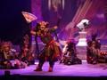 'Goro-Goro: Mahabarata 2', Kepemimpinan dan Padi untuk Hidup