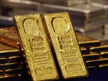 Top! Harga Emas Antam Ogah Turun dari Rekor Tertingginya