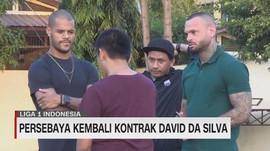 VIDEO: Persebaya Kembali Kontrak David Silva
