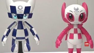 VIDEO: Melihat Robot Maskot Tokyo Games 2020 dengan AI