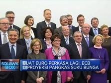 ECB Siap Pangkas Bunga Lagi