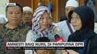 VIDEO: Paripurna DPR Bacakan Amnesti Baiq Nuril