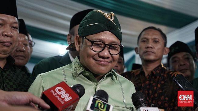 PKB Usulkan Cak Imin Calon Wakil Ketua DPR