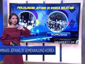 Dominasi Jepang di Semenanjung Korea