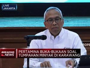 Pertamina Jelaskan Insiden Tumpahan Minyak Di Laut Jawa