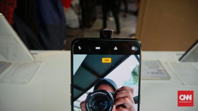 'Obsesi' Vendor Ponsel Jajal Sensor Kamera Jumbo