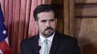 Dua Pekan Didemo, Gubernur Puerto Rico Mundur