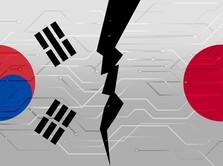 Jepang Izinkan Ekspor ke Korsel, Ketegangan Mereda?