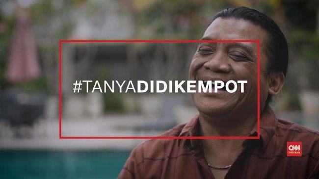 VIDEO: Didi Kempot Menjawab #TanyaDidiKempot
