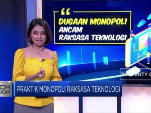 Praktik Monopoli Raksasa Teknologi
