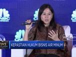 Indonesia Butuh Kepastian Hukum Bisnis Air Minum