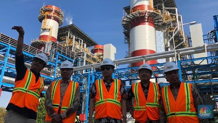 Dengan beroperasinya PLTGU Grati akan meningkatkan kapasitas penyediaan listrik untuk Pulau Jawa - Bali, khususnya Surabaya Selatan, Paiton dan Krian.