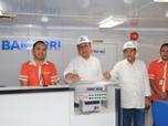 Desember 2019, Bank Terapung BRI Beroperasi di Anambas