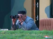 Semua Tiarap! Kim Jong Un Mau Lempar Rudal Antarbenua