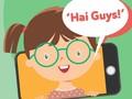 INFOGRAFIS: Kala Anak Menyapa <i>'Hai, Guys!'</i>