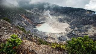 Ekosistem Pariwisata Tangkuban Parahu Terus Dipantau