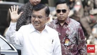 Soal Ibu Kota, JK Ingatkan Kalimantan Rawan Kebakaran Gambut