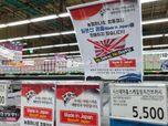 Kalap! Toko Korsel Pasang Poster Boikot Jepang, Uniqlo Rugi