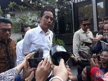 Jokowi Bicara Lagi Soal Kandidat Menteri, Ini Kriterianya