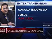 Garuda : Perbankan Masih Support Pendanaan
