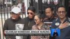 VIDEO: Sule, Andre & Kolega Kerja Jenguk Nunung