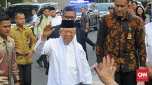 Cerita Ma'ruf Amin Saat PKB Nyaris Terpuruk di Pemilu 2014