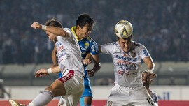 Hasil Liga 1 2019: Bali United Kalahkan Madura United 1-0