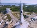 VIDEO: SpaceX Meluncurkan Misi Penyediaan ke ISS