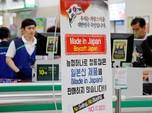 Wah, Poster Boikot Produk Jepang Bertebaran di Korsel