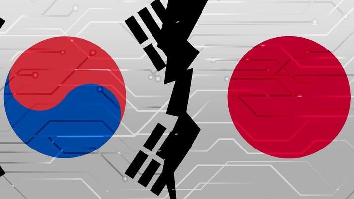 Aksi boikot warga Korsel terhadap produk Jepang, sedang terjadi mulai dari ritel, otomotif hingga jasa penerbangan dan wisata.