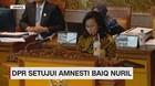 VIDEO: DPR Setujui Amnesti Baiq Nuril