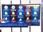 Daftar Fantastis Proyek Infrastruktur Jokowi Periode II