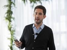 Pendiri Instagram Calon Kuat Bos Baru TikTok?