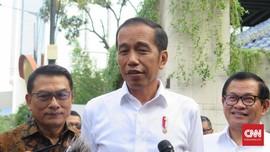 Jokowi Sebut Blokir Internet di Papua untuk Kebaikan Bersama